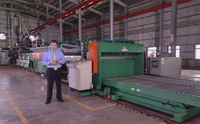 Pvc Profiel Extrusie Machine Plastics And Rubber Machine